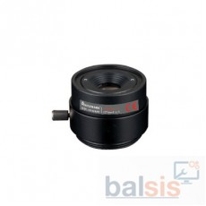Bullwark / BLW-0308MPF 8mm 3MP D&N Fixed Iris Lens